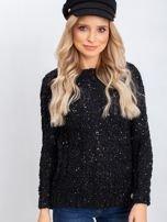 Czarny sweter Attractive                                  zdj.                                  5