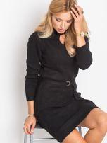 Czarny sukienka Malta                                  zdj.                                  7