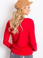 Czerwona bluzka Heaven                                  zdj.                                  2