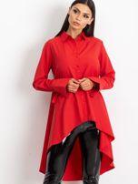 Czerwona koszula Sydney                                  zdj.                                  1