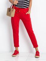 Czerwone spodnie Approachable                                  zdj.                                  1