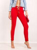 Czerwone spodnie Voila                                  zdj.                                  6