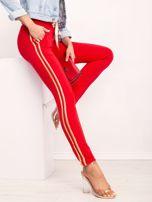 Czerwone spodnie Voila                                  zdj.                                  1