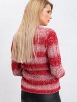 Czerwony sweter Betty                                  zdj.                                  2