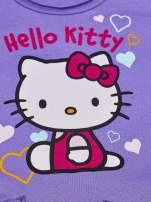 Fioletowa sukienka dla dziewczynki HELLO KITTY                                                                          zdj.                                                                         5