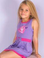 Fioletowa sukienka dla dziewczynki MY LITTLE PONY                                  zdj.                                  1