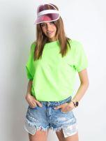 Fluo zielona bluzka Lemontree                                  zdj.                                  1