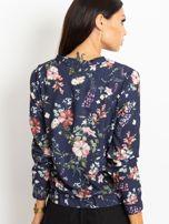 Granatowa bluza Garden                                  zdj.                                  2