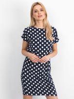 Granatowa sukienka Peyton                                  zdj.                                  1