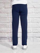 Granatowe spodnie dresowe dla dziewczynki LITTLE CUTE PONY                                  zdj.                                  2