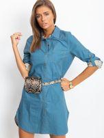 Jeansowa sukienka damska                                  zdj.                                  1