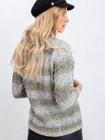 Khaki sweter Amelia                                  zdj.                                  2
