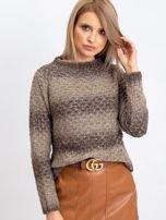 Khaki sweter Loop                                  zdj.                                  1