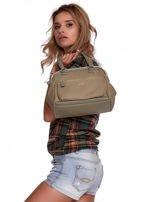 Khaki torba damska vintage                                  zdj.                                  6