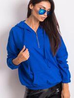 Kobaltowa bluza Kimmie                                  zdj.                                  1