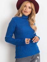 Kobaltowy sweter Milo                                  zdj.                                  6