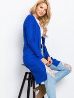 Kobaltowy sweter Touch                                  zdj.                                  5