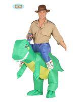 Kostium na imprezę Dinozaur