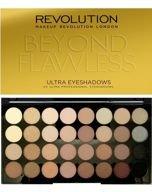 Makeup Revolution Ultra Palette Paleta 32 cieni Beyond Flawless 16g                                   zdj.                                  1