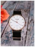 N & K klasyka piękny złoty zegarek męski                                   zdj.                                  2