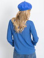 Niebieska bluzka Flow                                  zdj.                                  2