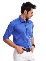 Niebieska koszula męska                                   zdj.                                  11