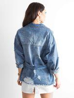 Niebieska kurtka jeansowa Mysterious                                  zdj.                                  2