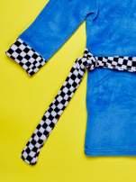 Niebieski chłopięcy szlafrok CARS