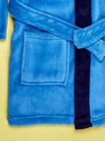 Niebieski chłopięcy szlafrok SPIDERMAN                                  zdj.                                  5