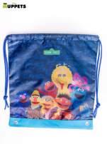 Niebieski plecak worek DISNEY Muppety                                   zdj.                                  3