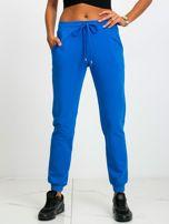 Niebieskie spodnie Faster                                  zdj.                                  1