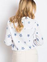 RUE PARIS Biała koszula Starlight                                  zdj.                                  2