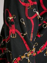 RUE PARIS Czarno-czerwona koszula Marsalla                                  zdj.                                  6