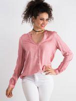 Różowa bluzka Galore                                  zdj.                                  1