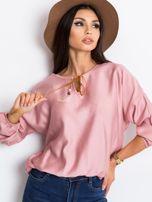 Różowa bluzka Several                                  zdj.                                  5