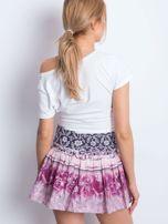 Różowa spódnica Unstructured                                  zdj.                                  2