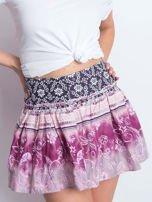 Różowa spódnica Unstructured                                  zdj.                                  1