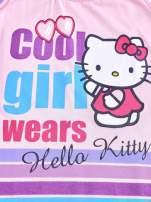 Różowa sukienka bez rękawów dla dziewczynki HELLO KITTY                                  zdj.                                  4
