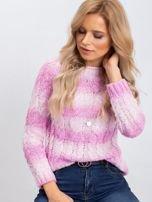 Różowy sweter Tracey                                  zdj.                                  1