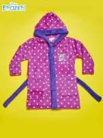 Różowy szlafrok dla dziewczynki FROZEN                                                                          zdj.                                                                         1