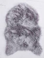 Szary dywanik shaggy                                  zdj.                                  1