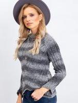 Szary sweter West                                  zdj.                                  3