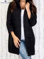 TOM TAILOR Czarny dwuczęściowy płaszcz z kurtką pikowaną                                  zdj.                                  15