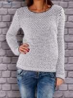 TOM TAILOR Niebieski sweter long hair                                  zdj.                                  1