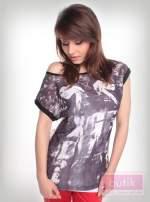 Tunika z modnym nadrukiem                                  zdj.                                  3