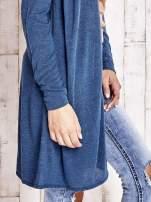 Turkusowy długi sweter                                   zdj.                                  5