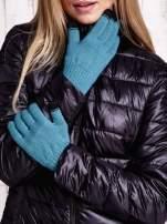 Zielone rękawiczki do obsługi ekranów dotykowych                                  zdj.                                  1
