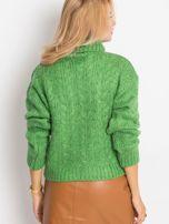 Zielony sweter Heavenly                                  zdj.                                  2