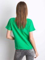 Zielony t-shirt Curiosity                                  zdj.                                  2