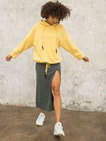 Żółta bluza Replicating                                  zdj.                                  4